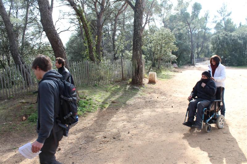 Tourisme nature et handicap