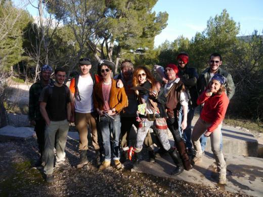 Pirates de Roque des bois